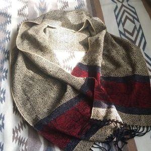 Accessories - Irish wool scarf
